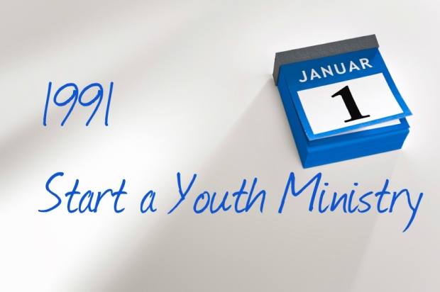 Youth Ministry in 1991